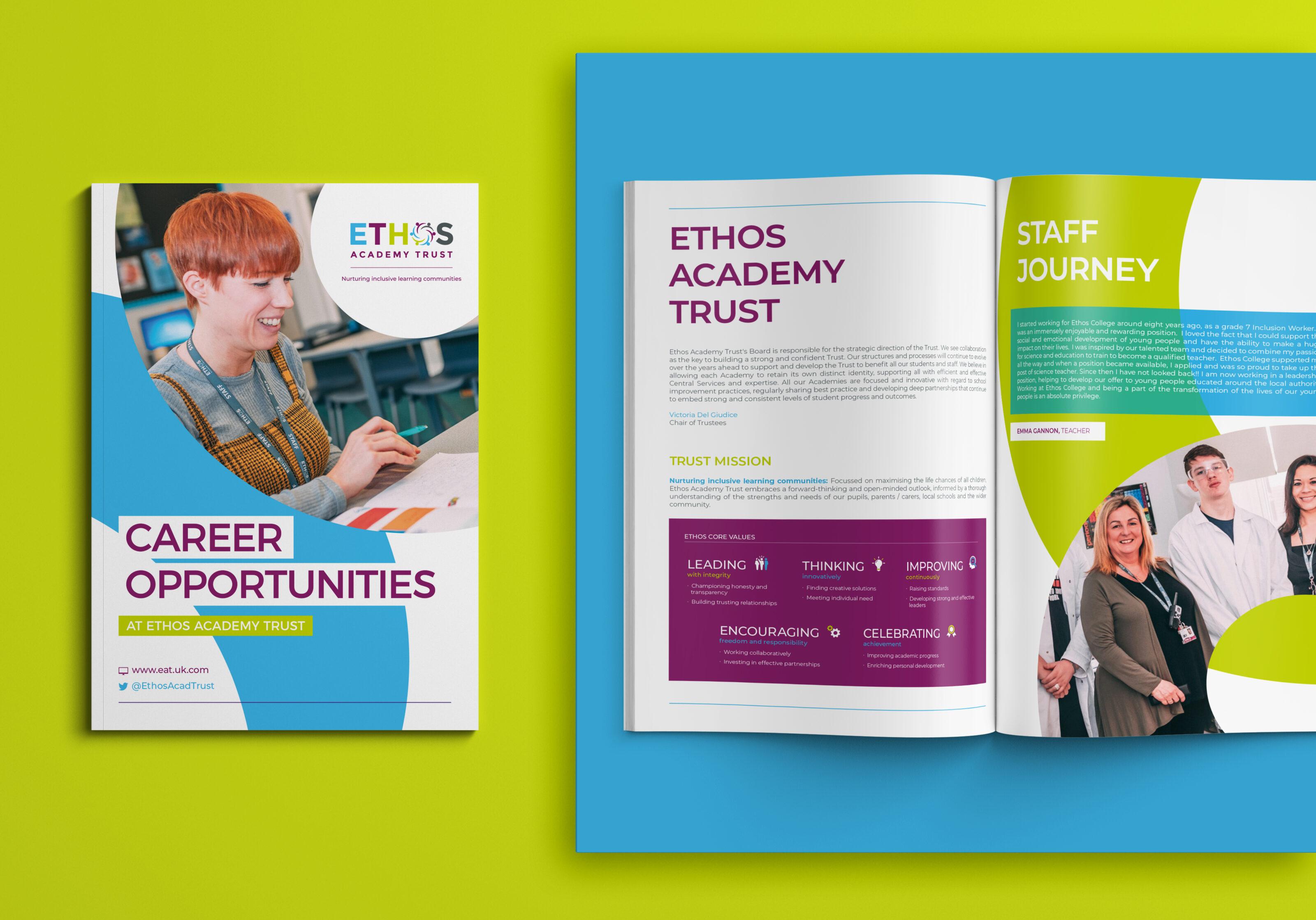 Recruitment brochure